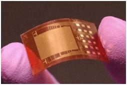 Flexible chip